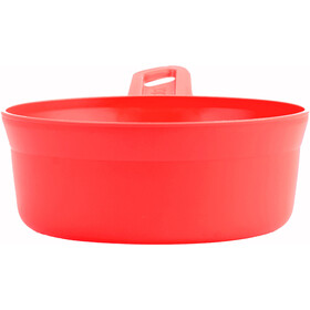 Wildo Muesli pot, red